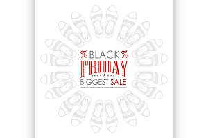 Black friday shoes sale