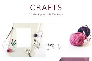 Arts and Crafts (13 Stock Photos)
