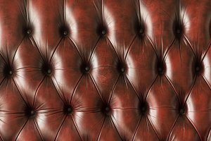 Leather sofa pattern background