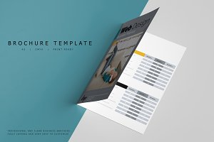 Business Brochure Template 01