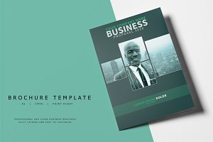 Business Brochure Template 03