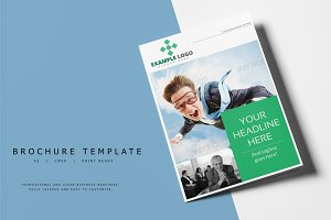 Business Brochure Template 04