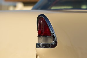 1955 Chevy Bel Air tail light