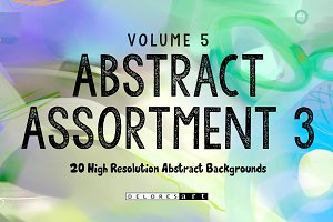 Abstract Assortment Volume 5