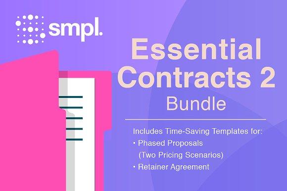 Essential Contracts 2 Bundle