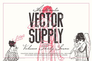 Unember Vector Supply Volume 37