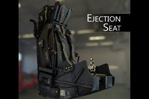 Game & Film - Ejection Seat