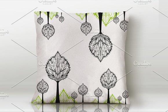 Tree Of White Background