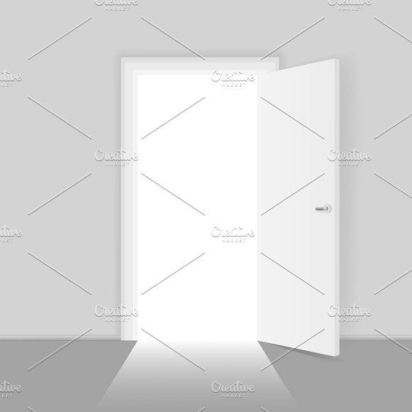 Open Door Opportunities Concept