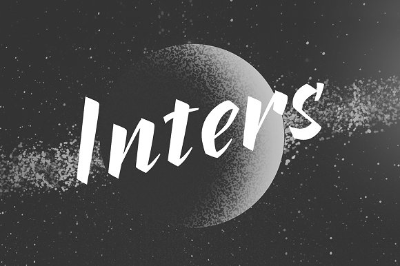 Inters Typeface