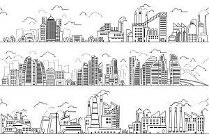 Industrial landscape