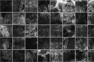 Slate tile seamless texture vector