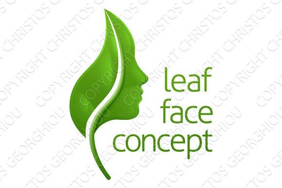 Face Leaf Concept
