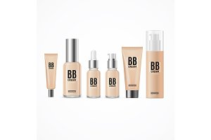 Bb Cream Package Set