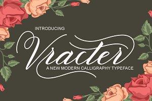 Vracter Font Duo