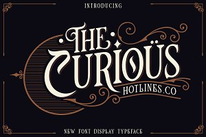 The Curious (introsale + Bonus)