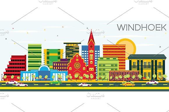 Windhoek Skyline