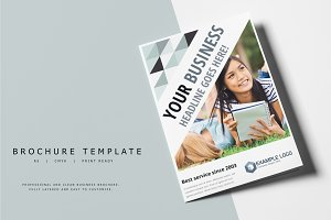 Business Brochure Template 07