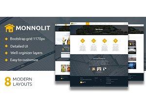 MONNOLIT — Construction Template