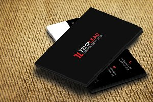 Corporate Business Card SE0247