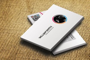 Corporate Business Card SE0248