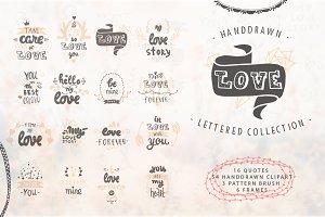 Love Lettering Pack