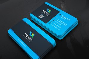 Victrix Business Card