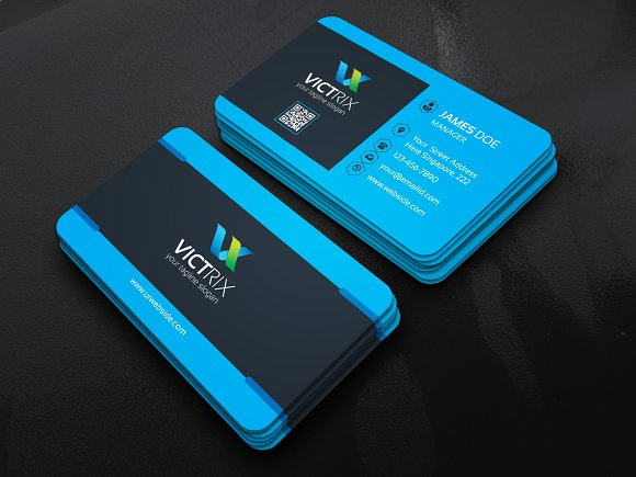 Victrix Business Card