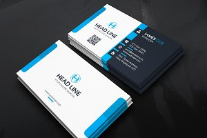 Head Line Business Card