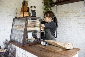 Pastry shop small business