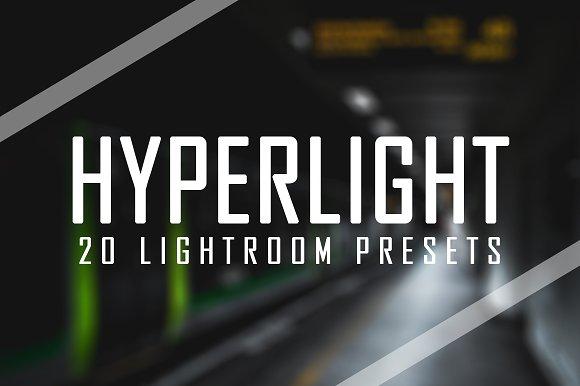 HYPERLIGHT Lightroom Preset Pack