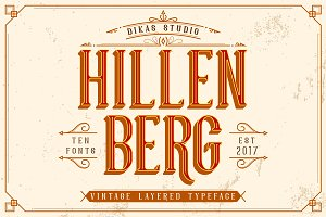 Hillenberg+Extras Intro Sale 50%Off!