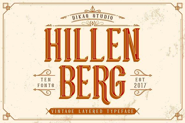 Hillenberg+Extras Intro Sale 50%Off…