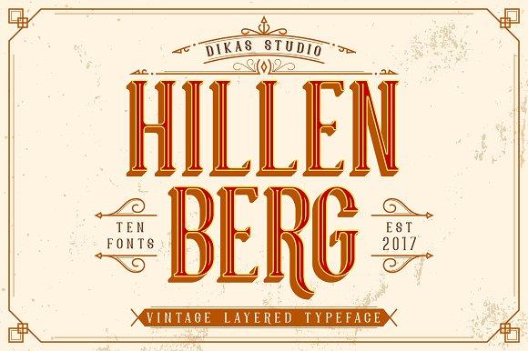 Hillenberg Extras Intro Sale 50%Off