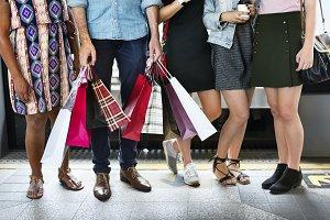 Shopping lifestyle