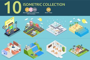 Isometric Collection