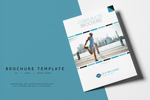 Business Brochure Template 08