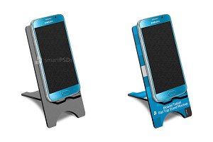 Mobile Tablet Flat Top Stand Smal