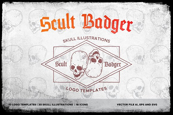 Scult Badger
