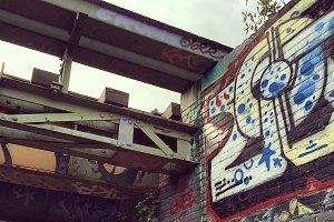 Graffiti Railway