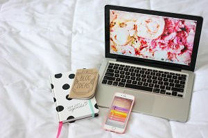 Pretty Blogging Details