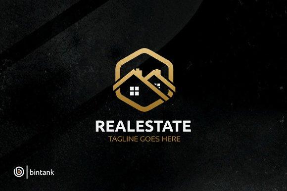 Hexa Home Real Estate Logo