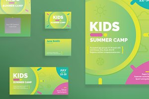 Print Pack | Summer Camp