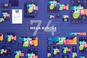 Mega Bundle | Summer Camp