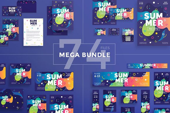 Mega Bundle Summer Camp