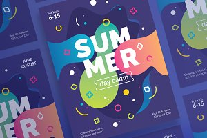 Posters | Summer Camp