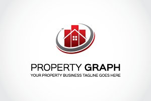 Property Graph Logo Template