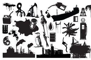 Oil Vector Pack