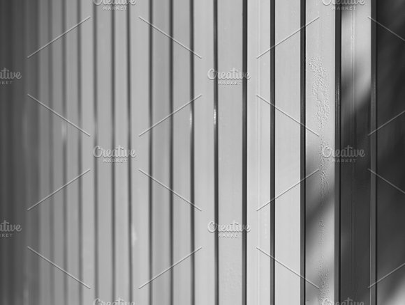 Vertical Abstract Curtains Illustration Background