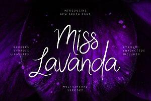 Miss Lavanda